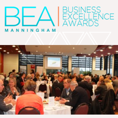 November Open Meeting - Business Excellence Awards